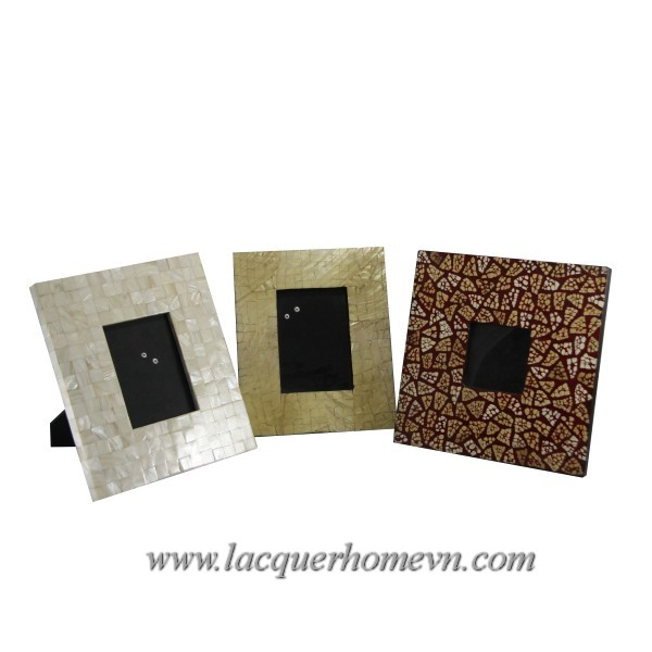 lacquer photo frame