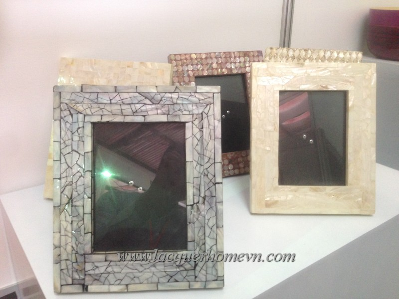 ht4007 mother of pearl photo frame - Mother Of Pearl Picture Frame