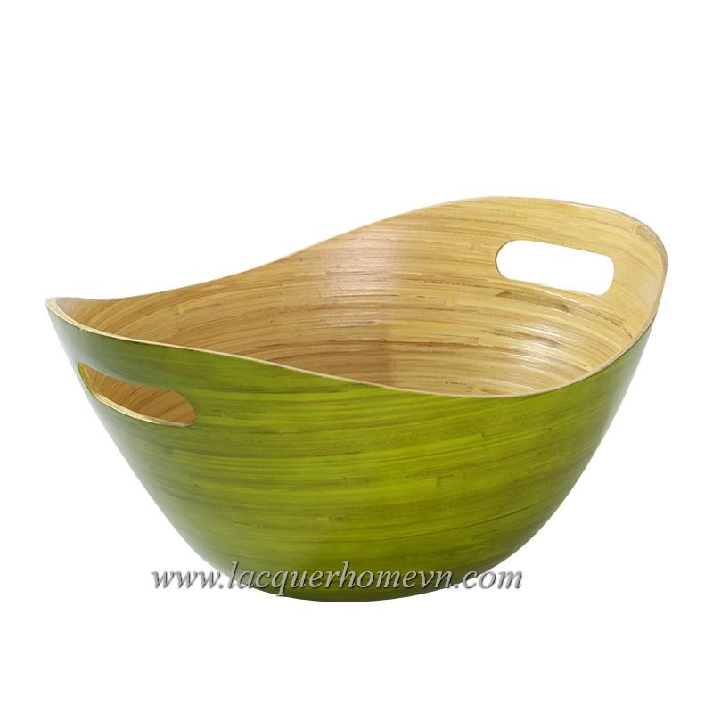 HT5028 Bát oval đựng salad