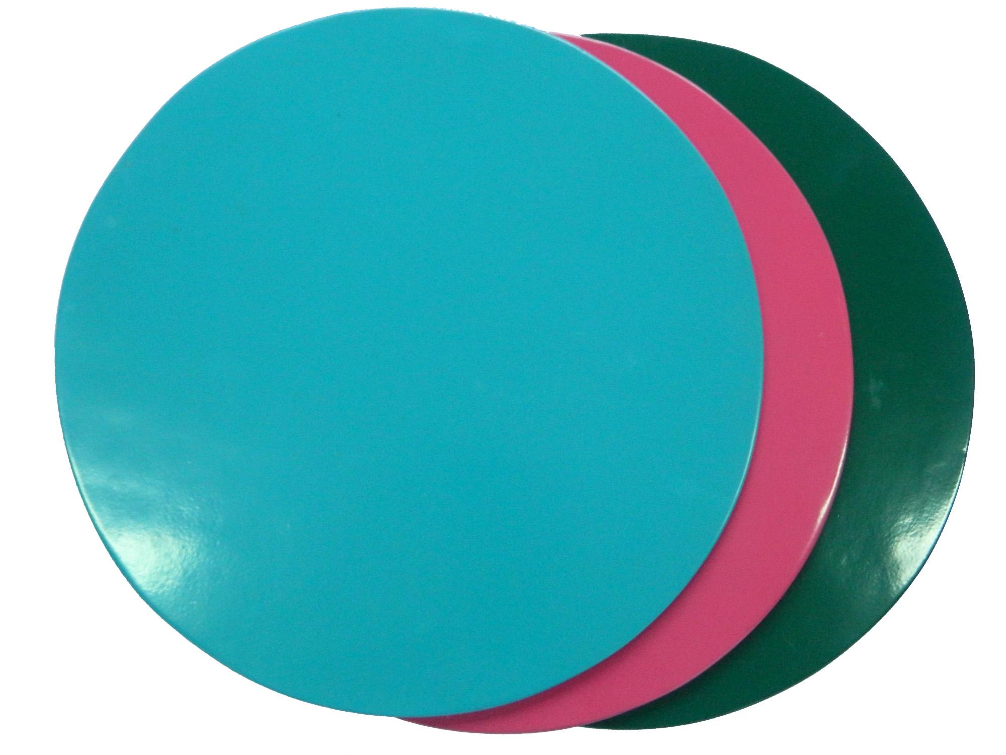 HT7101 Lót đĩa sơn mài tre cuốn
