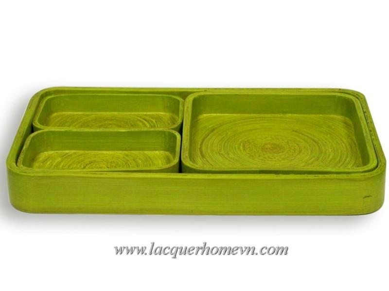 HT9425 - Ha Thai bamboo lacquer